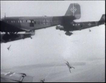 Výsadek z Ju-52