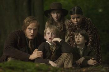 Darwin a jeho děti