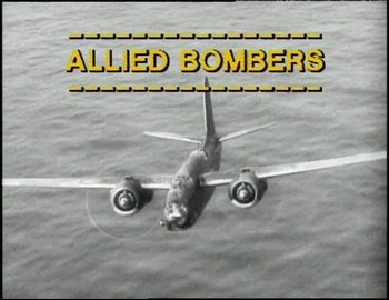 Spojenecké bombardéry