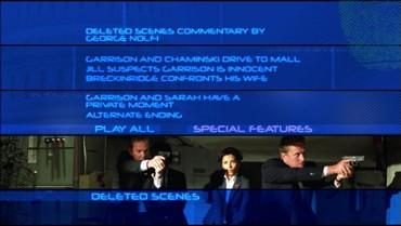Seznam vymazaných scén