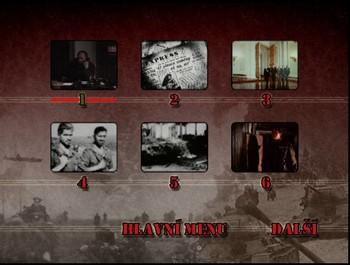 Kapitoly dílu Stalingrad