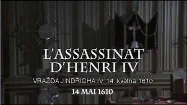 Vražda Jindřicha IV.