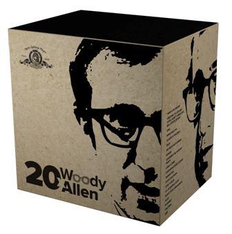 Box na 20 DVD