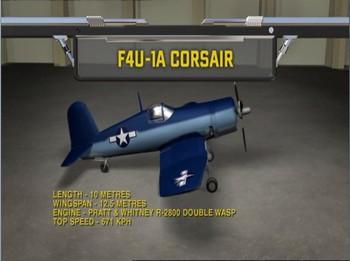 Corsair vs. Zero