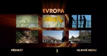 Výběr kapitol dílu Evropa