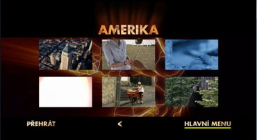 Výběr kapitol dílu Amerika