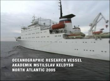Výzkumné plavidlo