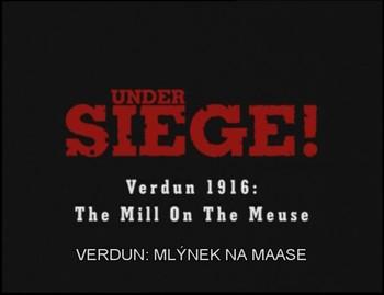 Verdun: Mlýnek na Maase