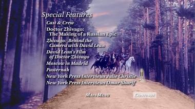 Nabídka bonusů na 2. DVD