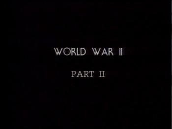 II. světová válka - část II