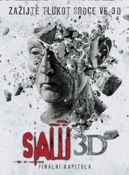 Alternativní obal Saw 3D