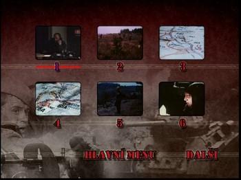 Kapitoly části Minská smyčka