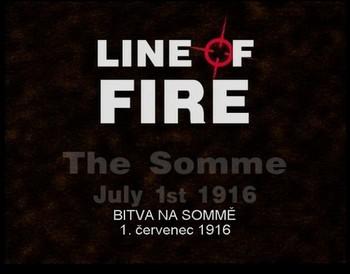 Linie ohně - Bitva na Sommě