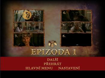 Kapitoly 1. epizody