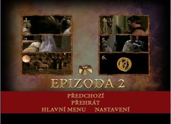 Kapitoly 2. epizody