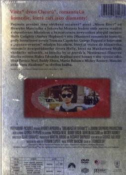 Zadní strana vydání Magic Box