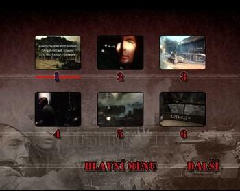 Kapitoly dílu Útok na Berlín