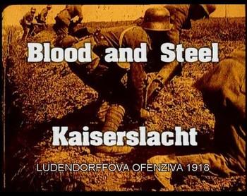 Krev a ocel - Císařova bitva