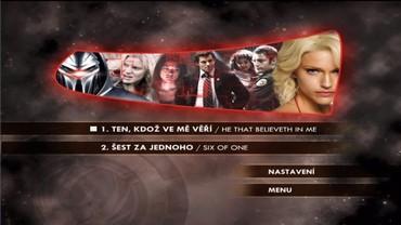 Výběr epizody
