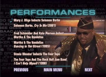 Performances 2