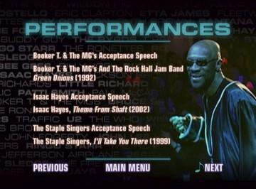 Performances 3