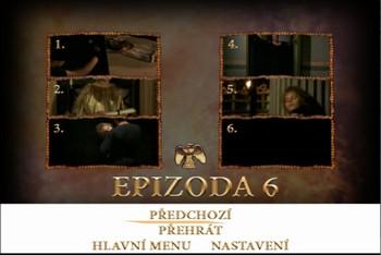 Kapitoly VI. epizody