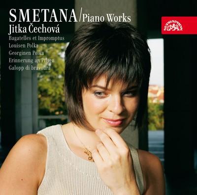 Smetana - Klavírní dílo V