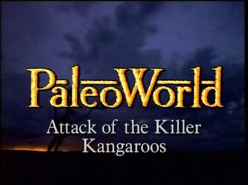 Útok zabijáckých klokanů