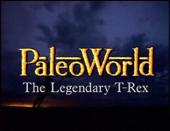 Legendární T-Rex