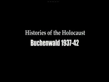 Buchenwald 1937-1942