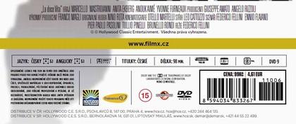 Údajné technické parametry DVD