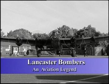 Bombardéry Lancaster