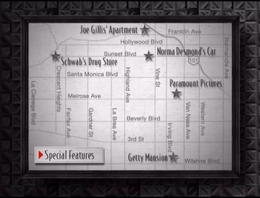 Mapa lokací