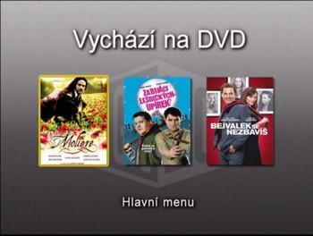 Vychází na DVD