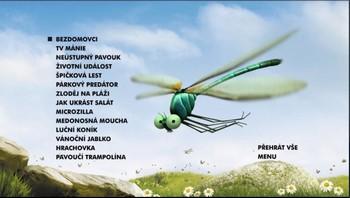 Epizody 1. DVD