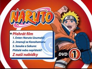Chudé menu DVD