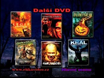Další DVD - trailery
