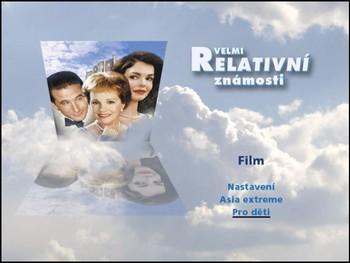 Menu DVD