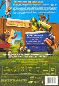 Zadní strana vydání Bontonfilmu
