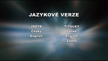 Nastavení 1. DVD