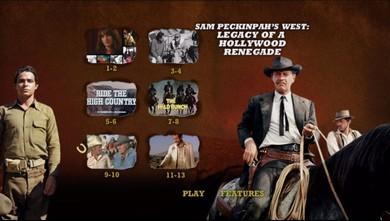 Kapitoly Západu Sama Peckinpaha