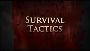 Taktika přežití