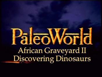 Objev dinosaurů