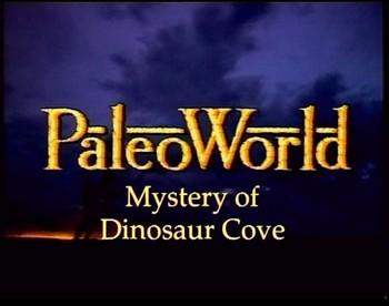 Tajemství dinosauří zátoky