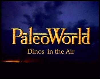 Dinosauři ve vzduchu