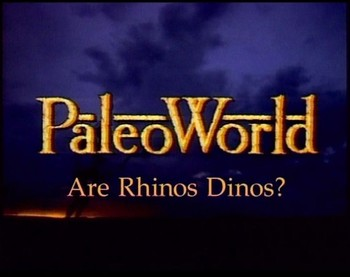 Jsou nosorožci dinosauři?