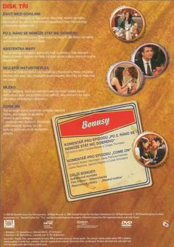 Zadní strana 3. DVD