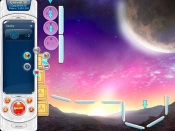 Obrazovka ze hry