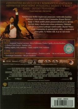Zadní strana dvoudiskového vydání