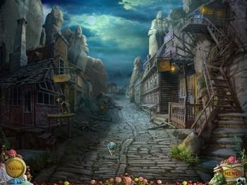 Obrazovka z vývoje hry